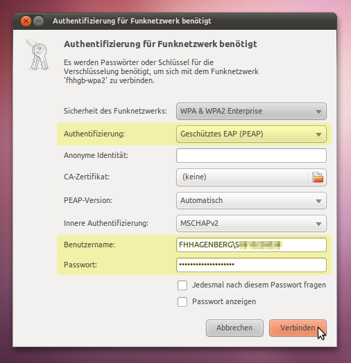 "Authentication settings for ""fhhgb-wpa2"""